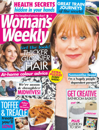 Woman's Weekly - UK 1st September 2020