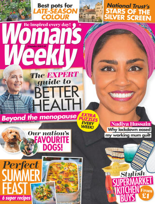 Woman's Weekly - UK 8th September 2020