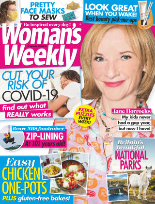 Woman's Weekly - UK 15th September 2020