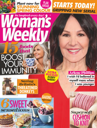 Woman's Weekly - UK 22nd September 2020