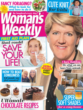 Woman's Weekly - UK 12th October 2020