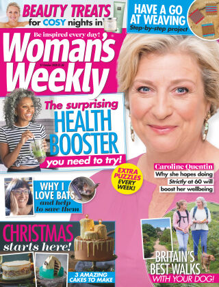 Woman's Weekly - UK 27th October 2020