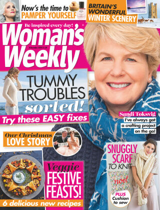 Woman's Weekly - UK 8th December 2020