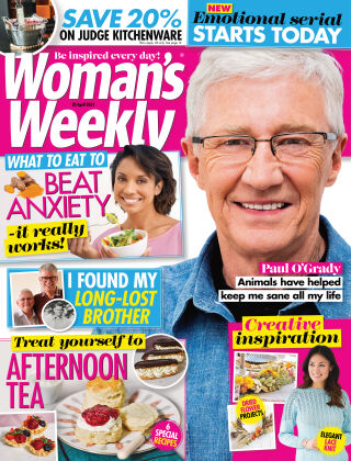 Woman's Weekly - UK 20th April 2021