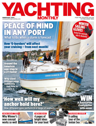 Yachting Monthly February 2014