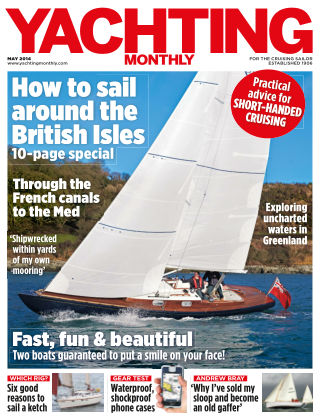 Yachting Monthly May 2014