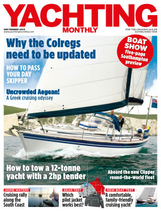 Yachting Monthly September 2013