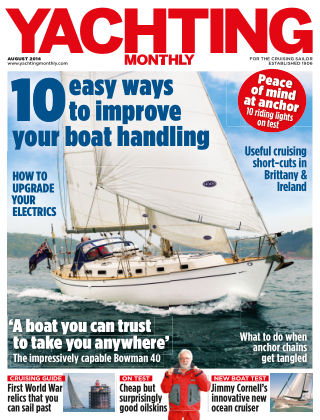 Yachting Monthly August 2014