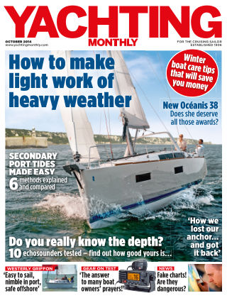 Yachting Monthly October 2014
