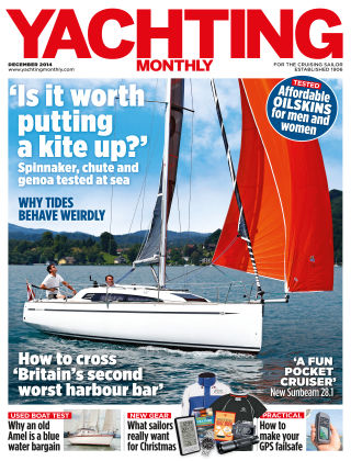 Yachting Monthly December 2014