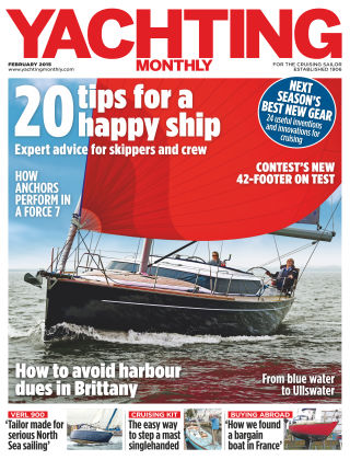 Yachting Monthly February 2015