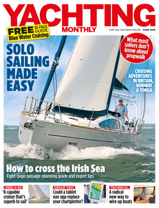 Yachting Monthly June 2015