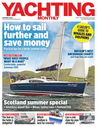 Yachting Monthly Summer 2015