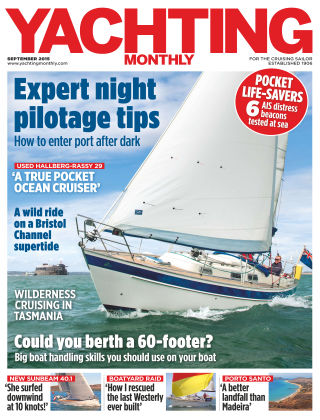 Yachting Monthly September 2015