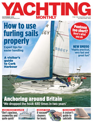 Yachting Monthly November 2015