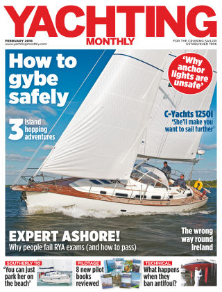 Yachting Monthly February 2016