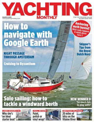 Yachting Monthly March 2016