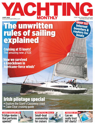 Yachting Monthly June 2016