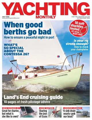 Yachting Monthly July 2016