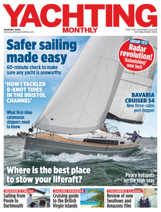 Yachting Monthly August 2016