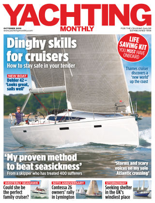 Yachting Monthly October 2016