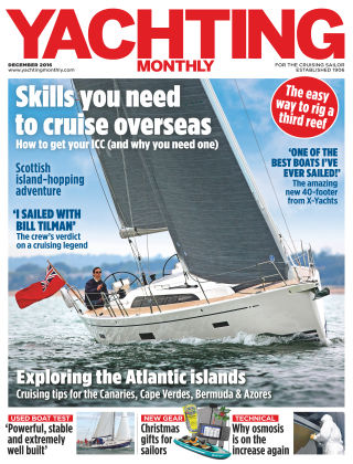 Yachting Monthly December 2016