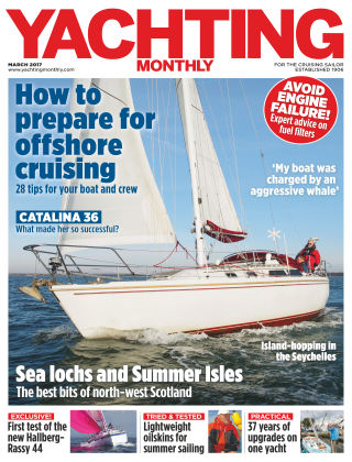 Yachting Monthly March 2017