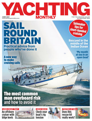 Yachting Monthly June 2017