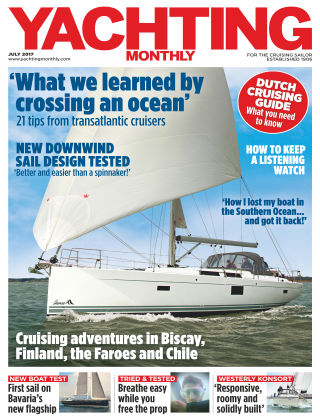 Yachting Monthly July 2017