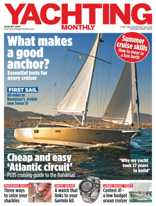 Yachting Monthly Aug 2017