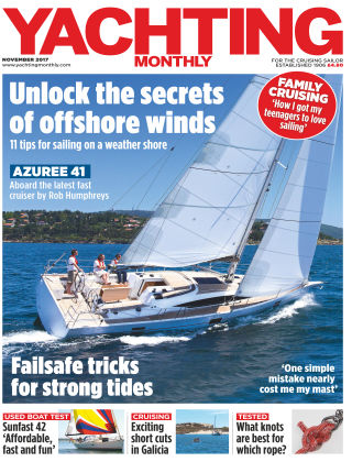 Yachting Monthly Nov 2017