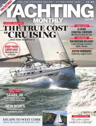 Yachting Monthly Apr 2018