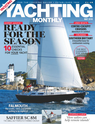 Yachting Monthly May 2018