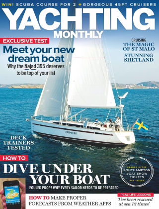 Yachting Monthly Sep 2018