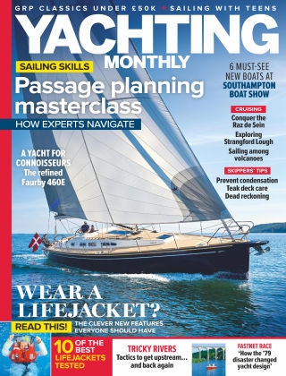 Yachting Monthly Aug 2019