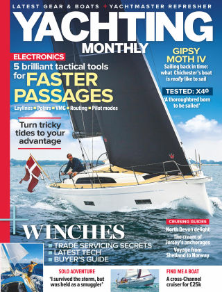 Yachting Monthly Oct 2019