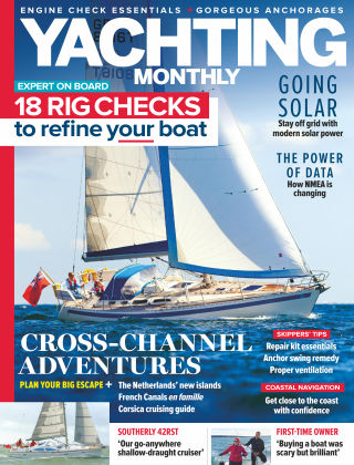 Yachting Monthly Summer 2020