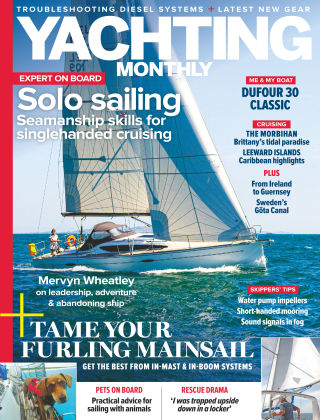Yachting Monthly August 2020