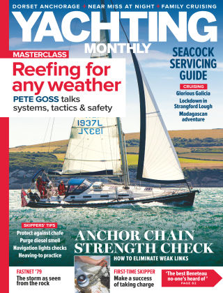 Yachting Monthly October 2020