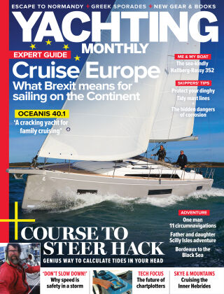 Yachting Monthly January 2021