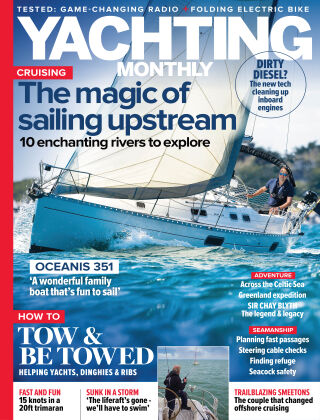 Yachting Monthly August-21