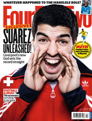 FourFourTwo April 2014