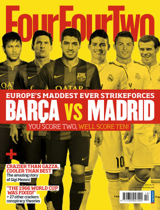 FourFourTwo October 2014