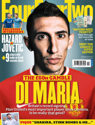 FourFourTwo November 2014