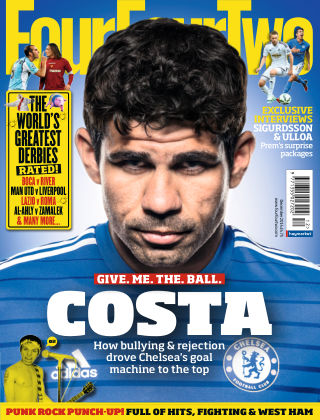 FourFourTwo December 2014