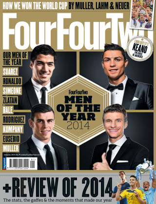 FourFourTwo January 2015