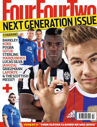 FourFourTwo February 2015