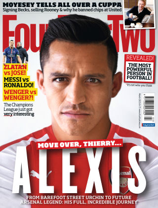 FourFourTwo March 2015