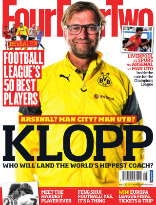 FourFourTwo May 2015
