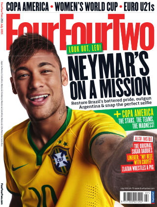 FourFourTwo July 2015